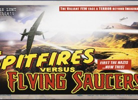 Spitfires vs. UFO's